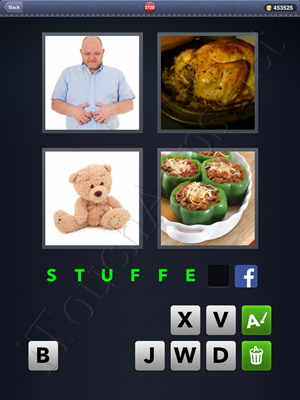 4 Pics 1 Word Level 2720 Solution