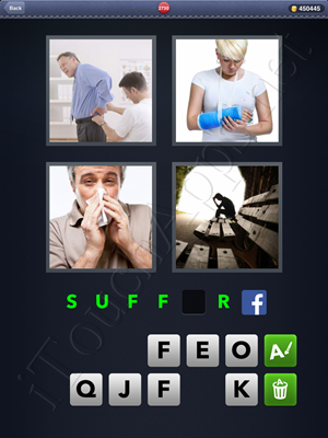 4 Pics 1 Word Level 2730 Solution