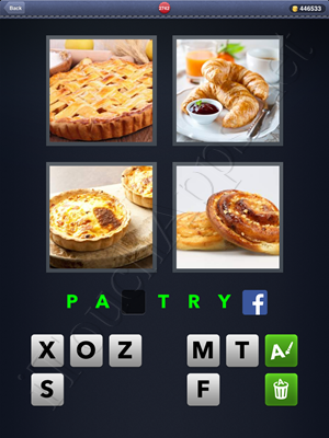 4 Pics 1 Word Level 2742 Solution