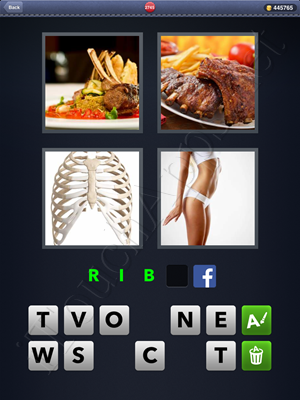 4 Pics 1 Word Level 2745 Solution