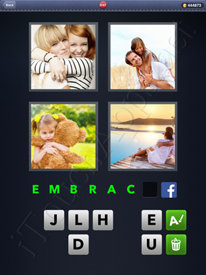 4 Pics 1 Word Level 2747 Solution