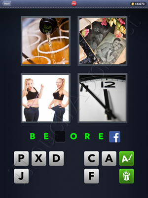 4 Pics 1 Word Level 2752 Solution