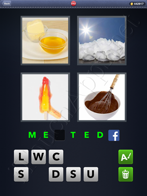 4 Pics 1 Word Level 2753 Solution