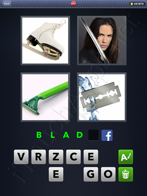 4 Pics 1 Word Level 2757 Solution