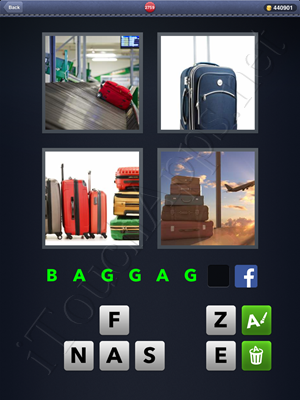 4 Pics 1 Word Level 2759 Solution