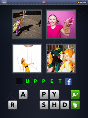 4 Pics 1 Word Level 2761 Solution