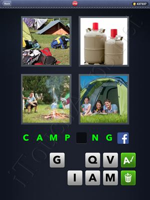 4 Pics 1 Word Level 2768 Solution