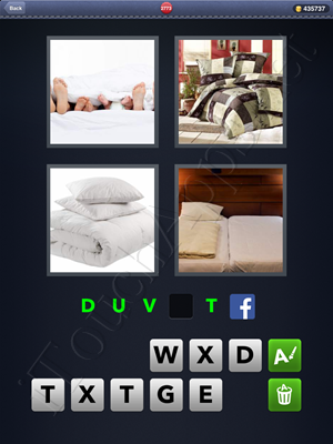 4 Pics 1 Word Level 2773 Solution