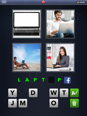 4 Pics 1 Word Level 2775 Solution