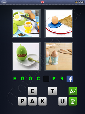 4 Pics 1 Word Level 2776 Solution