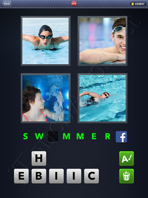 4 Pics 1 Word Level 2778 Solution