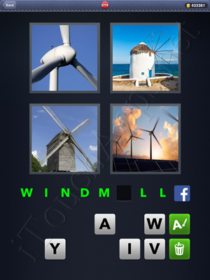 4 Pics 1 Word Level 2779 Solution