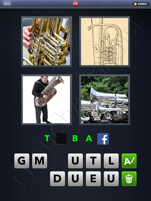 4 Pics 1 Word Level 2789 Solution