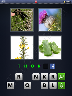 4 Pics 1 Word Level 2793 Solution