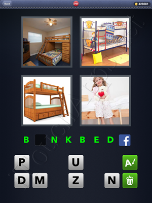 4 Pics 1 Word Level 2794 Solution