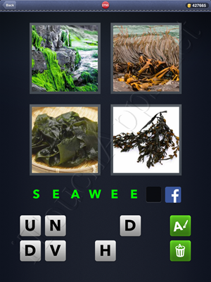 4 Pics 1 Word Level 2795 Solution