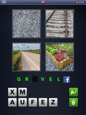 4 Pics 1 Word Level 2796 Solution