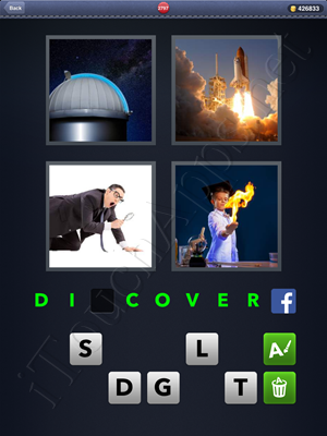 4 Pics 1 Word Level 2797 Solution