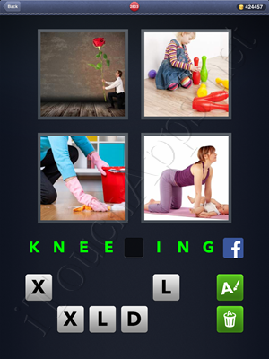 4 Pics 1 Word Level 2803 Solution