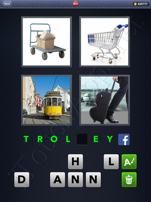 4 Pics 1 Word Level 2813 Solution
