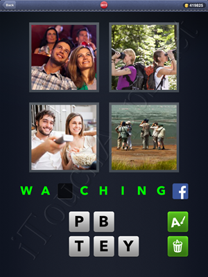 4 Pics 1 Word Level 2815 Solution