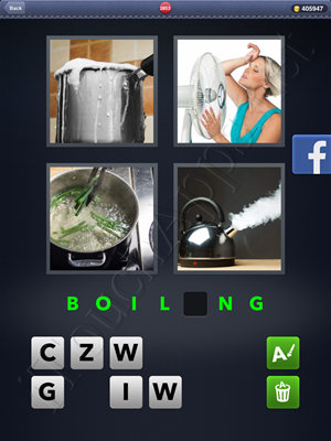 4 Pics 1 Word Level 2853 Solution