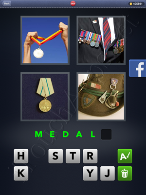 4 Pics 1 Word Level 2854 Solution