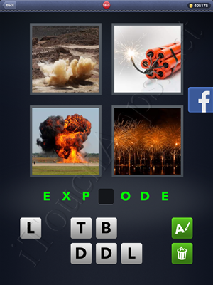 4 Pics 1 Word Level 2855 Solution