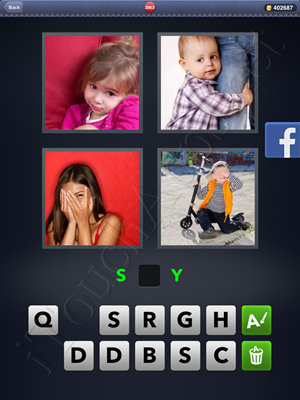 4 Pics 1 Word Level 2863 Solution