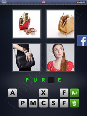 4 Pics 1 Word Level 2865 Solution