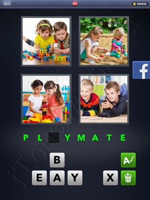 4 Pics 1 Word Level 2885 Solution