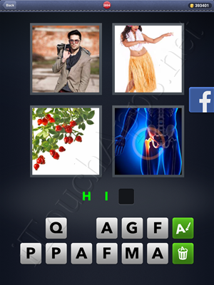 4 Pics 1 Word Level 2894 Solution