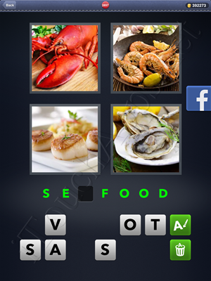 4 Pics 1 Word Level 2897 Solution