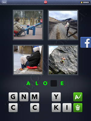 4 Pics 1 Word Level 2905 Solution
