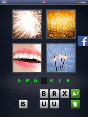 4 Pics 1 Word Level 2913 Solution