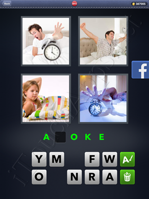 4 Pics 1 Word Level 2915 Solution