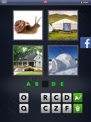 4 Pics 1 Word Level 2918 Solution