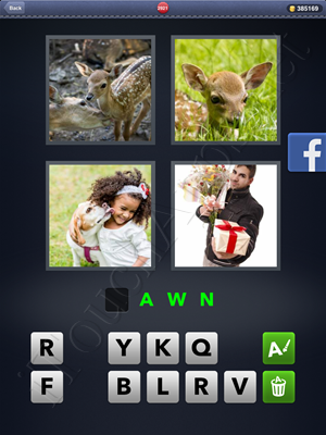 4 Pics 1 Word Level 2921 Solution