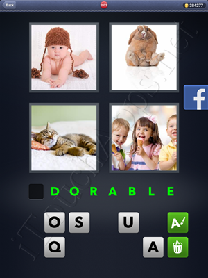 4 Pics 1 Word Level 2923 Solution