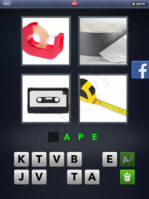 4 Pics 1 Word Level 2928 Solution