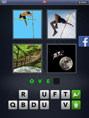 4 Pics 1 Word Level 2929 Solution