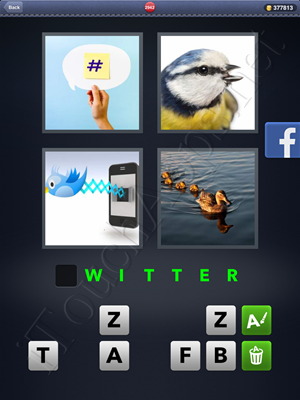 4 Pics 1 Word Level 2942 Solution