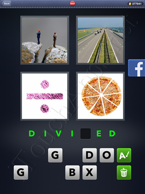 4 Pics 1 Word Level 2944 Solution