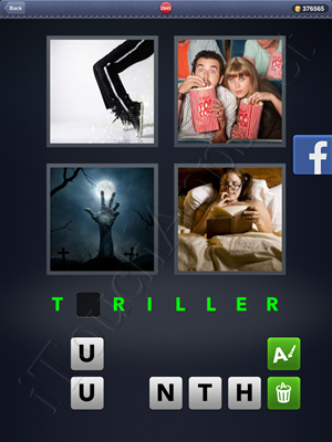 4 Pics 1 Word Level 2945 Solution