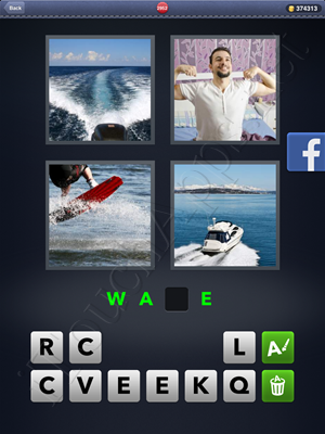 4 Pics 1 Word Level 2952 Solution