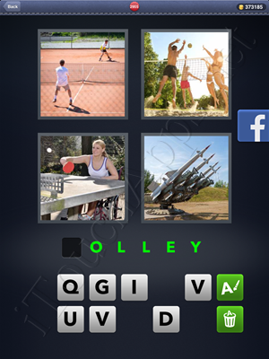 4 Pics 1 Word Level 2955 Solution