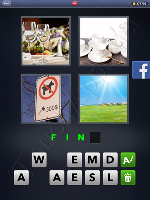 4 Pics 1 Word Level 2960 Solution