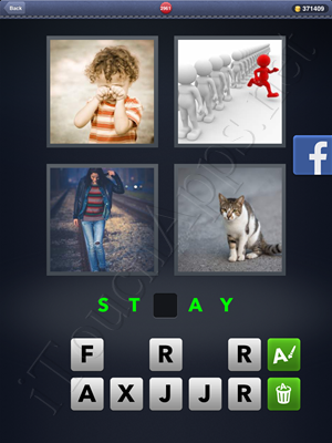 4 Pics 1 Word Level 2961 Solution
