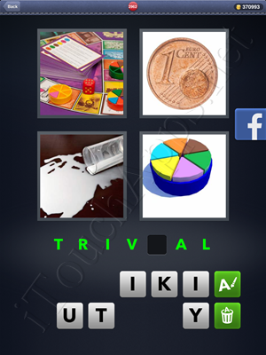 4 Pics 1 Word Level 2962 Solution