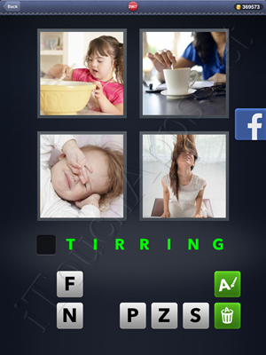 4 Pics 1 Word Level 2967 Solution